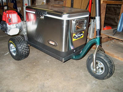 Small cooler on wheels for Motor cooler on wheels