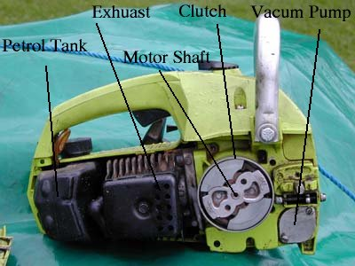how to put a whipper snipper motor on a bike