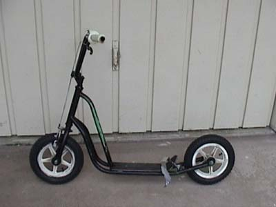 80's Kent Street Hot Scooter Mags Dual Brakes Survivor Old ...
